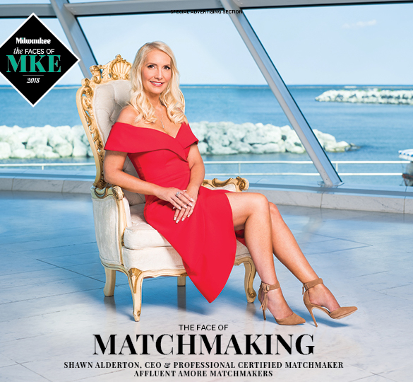 The Face of Matchmaking – Milwaukee Magazine